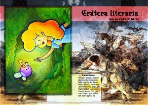"""Fiesta de despedida de la revista """"Crátera Literaria"""""""